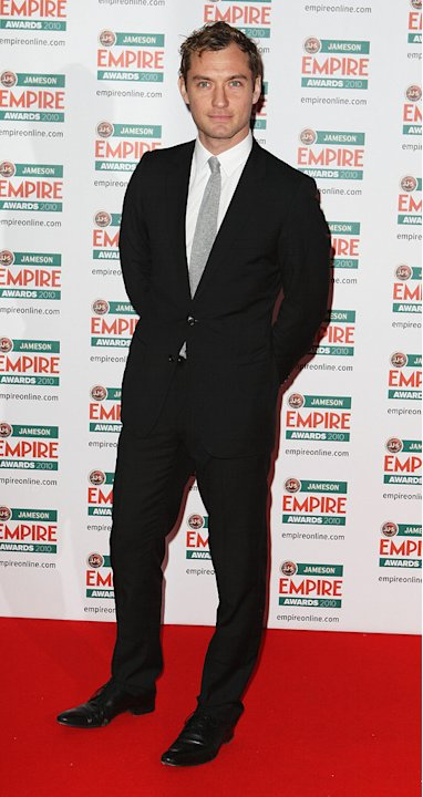 2010 Empire Film Awards Jude Law
