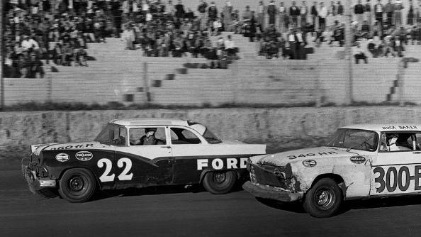 Retro Racing: Earnhardt patriarch makes first start as fill-in in '56