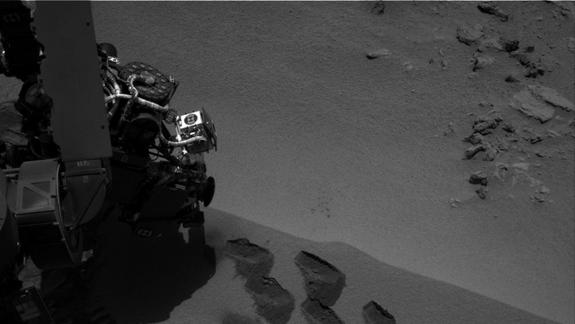 Scientists Speculate on Top-Secret Mars Rover Discovery