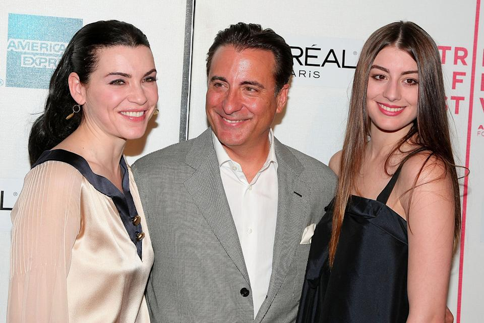 2009 Tribeca Film Festival City Island Julianna Marguiles Andy Garcia Dominik Garcia Lorido
