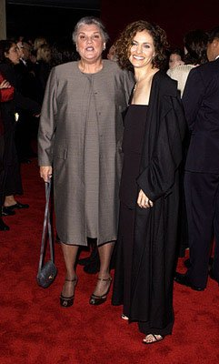 Tyne Daly and Amy Brenneman