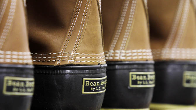 LL Bean boot gets a kick from retro trend