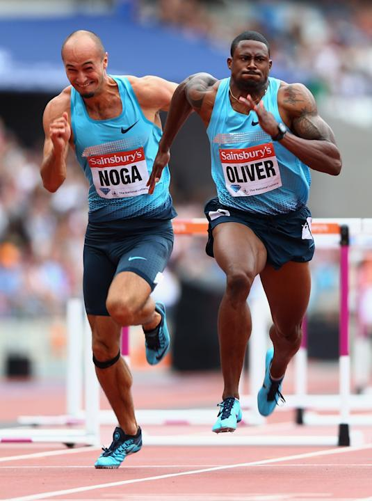 Sainsbury's Anniversary Games - IAAF Diamond League 2013: Day Two