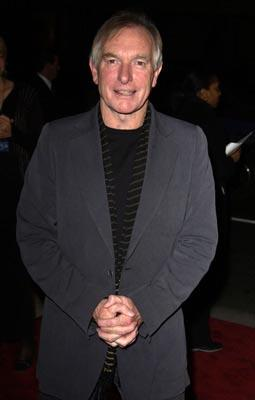 Peter Weir at the LA premiere of 20th Century Fox's Master and Commander: The Far Side of the World