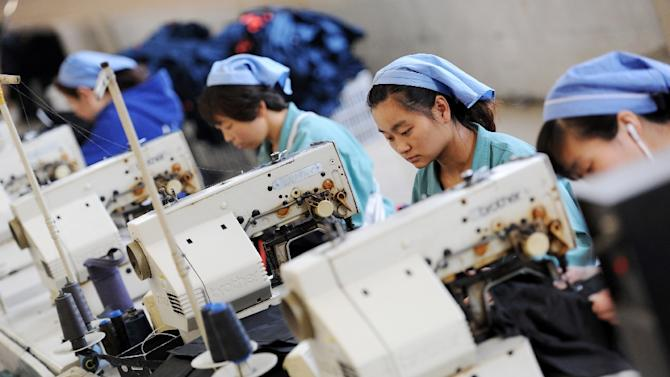 China's manufacturing activity slows further in July, an early sign of weakness for the economy in the second half of this year