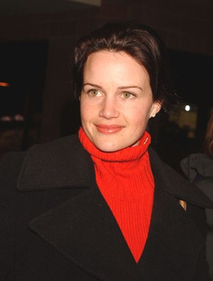 Carla Gugino Human Nature screening Sundance Film Festival 1/15/2002