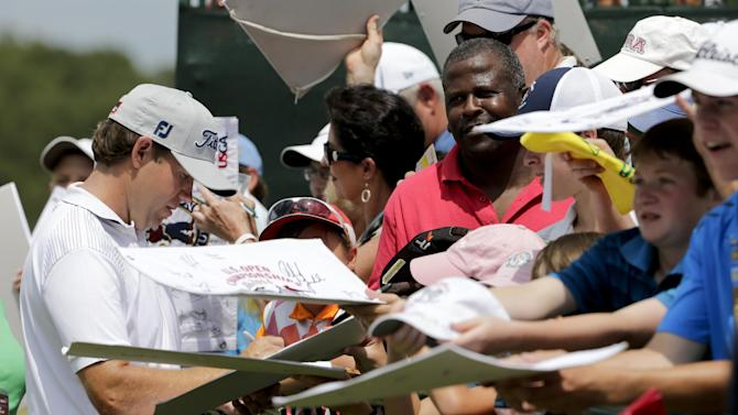 Compton at US Open after 2nd heart transplant
