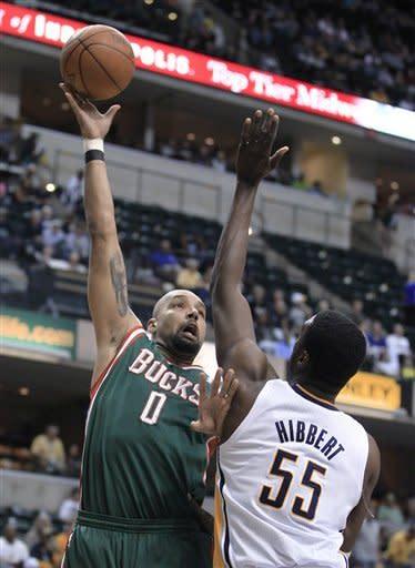 Granger leads Pacers past Bucks, 118-109