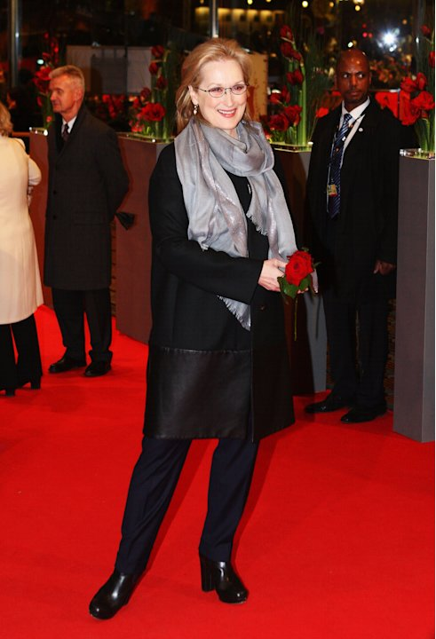"""The Iron Lady"" Premiere - 62nd Berlinale International Film Festival"