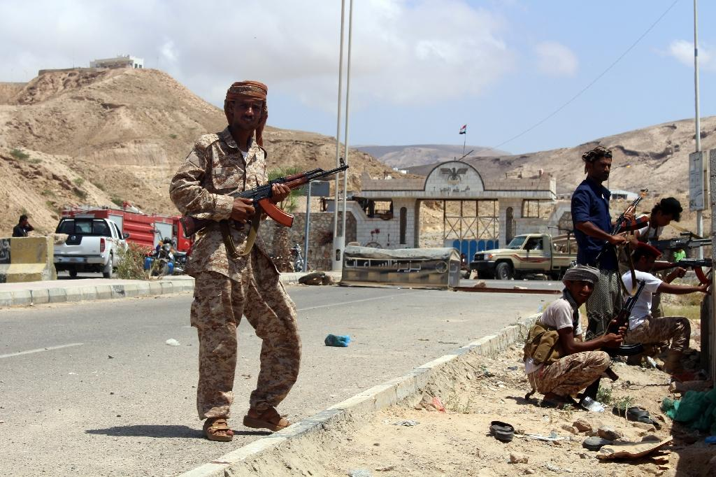 42 dead in Yemen suicide attacks claimed by IS
