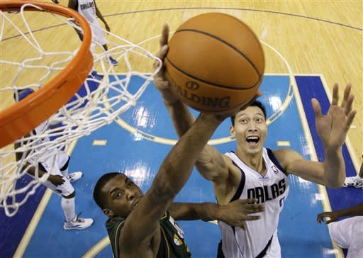 Beaubois, Odom lead Mavs past Jazz