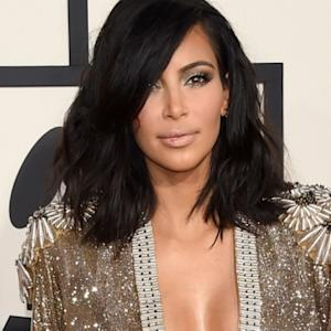 Kim Kardashian Confession: 'I Have the Hairiest Forehead You Could Ever Imagine'