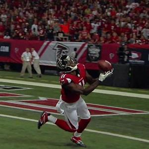 TNF Storylines: Julio Jones 40-yard TD reception