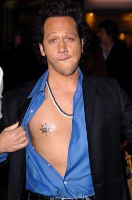 Rob Schneider at the LA premiere of Columbia's 50 First Dates