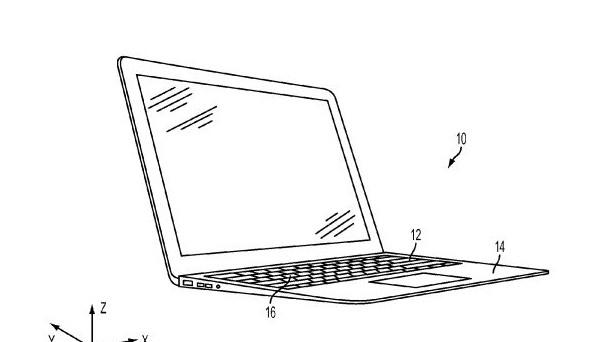 Future MacBook Keyboards Could Have Touchscreen Keys