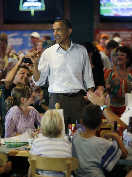 Obama Hits Romney With New Medicare Study