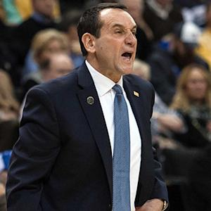Coach K goes for 1,000