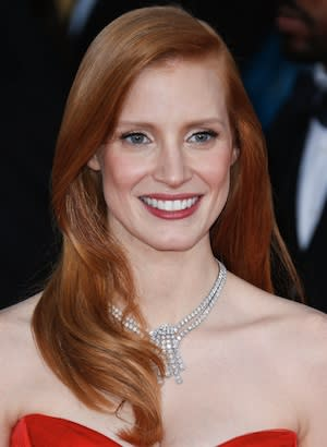 Jessica Chastain to Star in 'Miss Julie' Movie