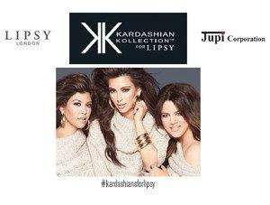 "Lipsy London Announces Exclusive Partnership With Jupi Corp To Launch ""Kardashian Kollection For Lipsy"" Fall 2013"