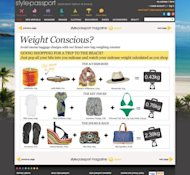 The weighing function on style-passport.com