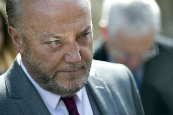 MP Galloway assaulted in London street
