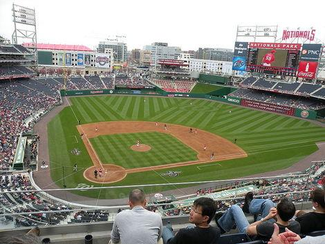 The 2012 Washington Nationals: A Roller Coaster of a Season