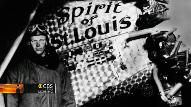 All That Mattered: Charles Lindbergh takes off