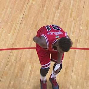 Butler Injured