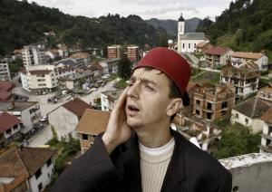 FILE - In this Monday, Oct. 3, 2005 file photo, Bosnian …