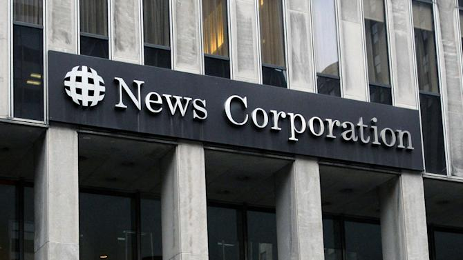 News Corp 1Q earnings beat Street; revenue close