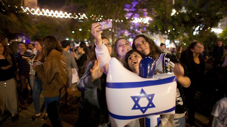 Israel Celebrates Independence Day