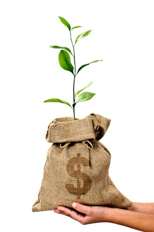 iStockphoto / We all know, money doesn't grow on trees
