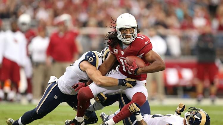 St Louis Rams v Arizona Cardinals