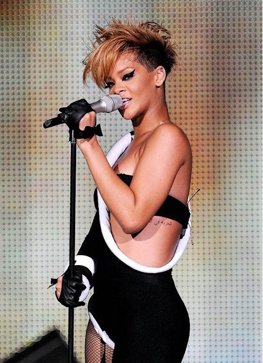 Rihanna Super Bowl Performce