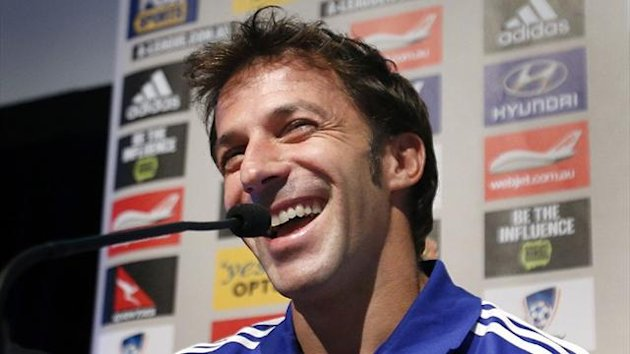 Italian football legend Alessandro Del Piero (Reuters)