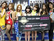 T-ARA's fan club met with immense response