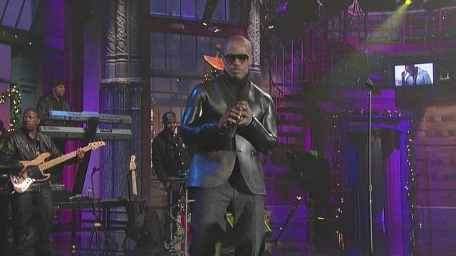 Gold Digger/Extravaganza (Live on Letterman)