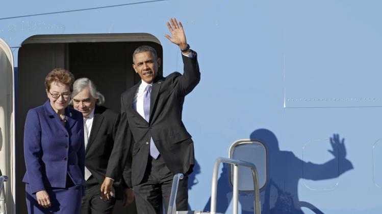 Obama hails US energy production over imports