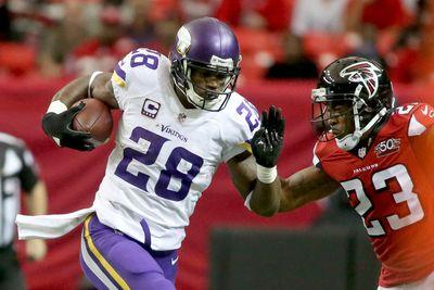 NFL 2015 schedule and results: Vikings get win over Falcons