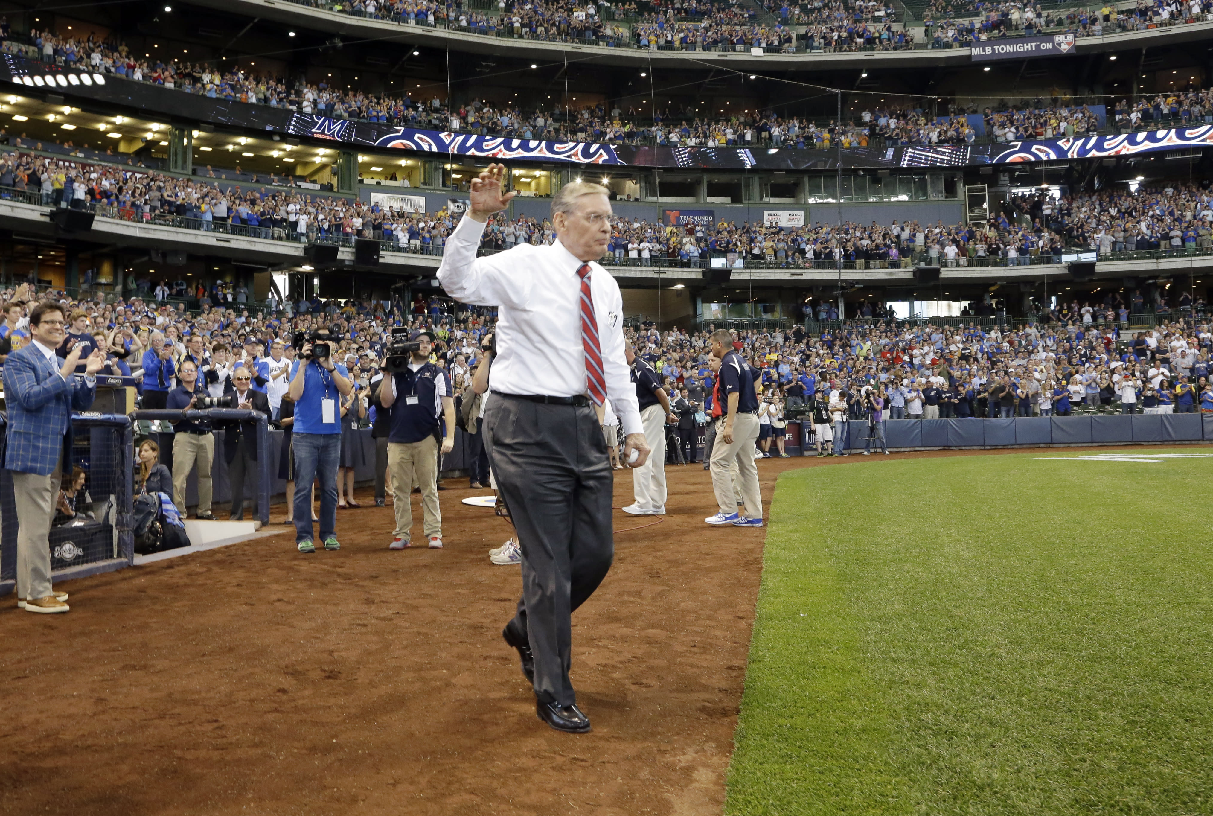 Bud Selig on major successes and controversial missteps