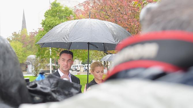 Mike And Marc Sorrentino Court Appearance