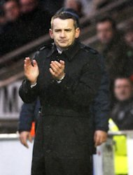 St Mirren manager Danny Lennon was delighted with the 2-0 win over Hearts
