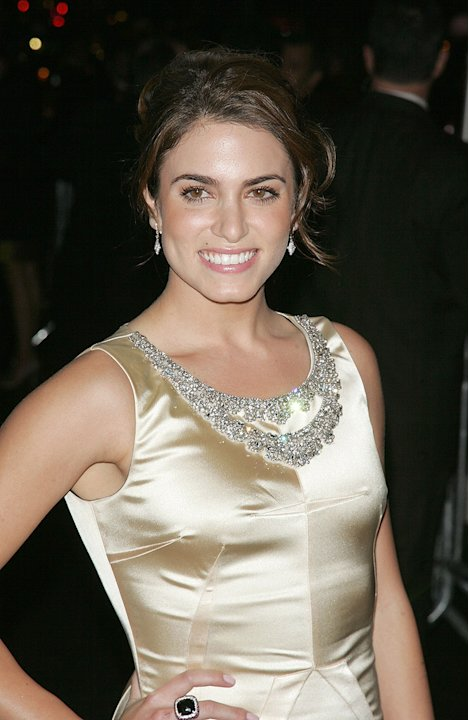 Twilight Saga New Moon NY Screening 2009 Nikki Reed