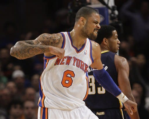 Knicks roll again, crush Pacers 115-100