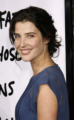 Cobie Smulders at the Los Angeles premiere of Universal Pictures' Forgetting Sarah Marshall