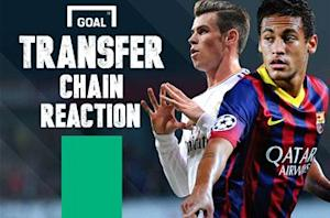 Neymar, Bale and the transfer chain reaction