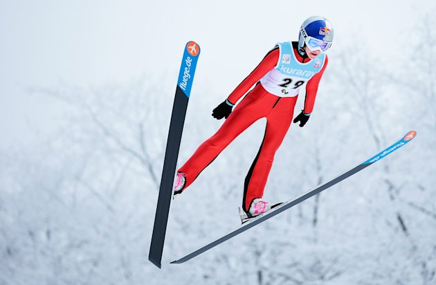 FIS Women's Ski Jumping World Cup Zao - Day 2