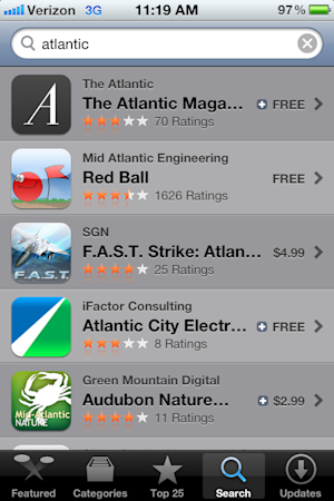 This iOS App Store Update Could Change App Sales