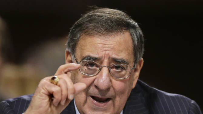 Panetta says US at risk of being second-rate power