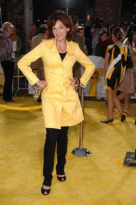 Marilu Henner at the Los Angeles premiere of 20th Century Fox's The Simpsons Movie